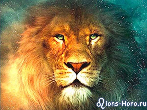 Характеристика мужчины Льва